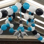 balloon art ceiling decor - view our balloon art - Melbourne's Balloon Specialist - shivoo balloons and decor specialists in coburg north