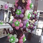 balloon art post decor - view our balloon art - creative design - shivoo balloons and decor specialists in coburg north