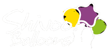 Ceiling décor - image Logo on https://shivooballoons.com.au