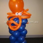 balloon art octopus - view our balloon art - great balloon ideas - shivoo balloons and decor specialists in coburg north