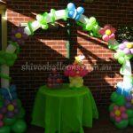View Our Balloon Art - image ba09-fairy-garden-arch-150x150 on https://shivooballoons.com.au