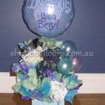 Blue Bear Baby Shower for boy