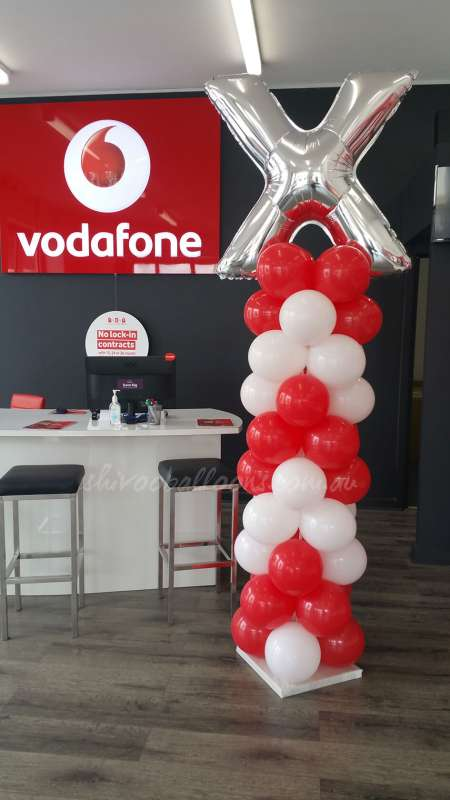 CE-17 - organic balloons - shivoo balloons and decor specialists in coburg north