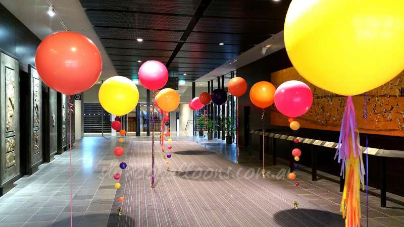 CE-26 - corporate - great balloon ideas - shivoo balloons and decor specialists in coburg north