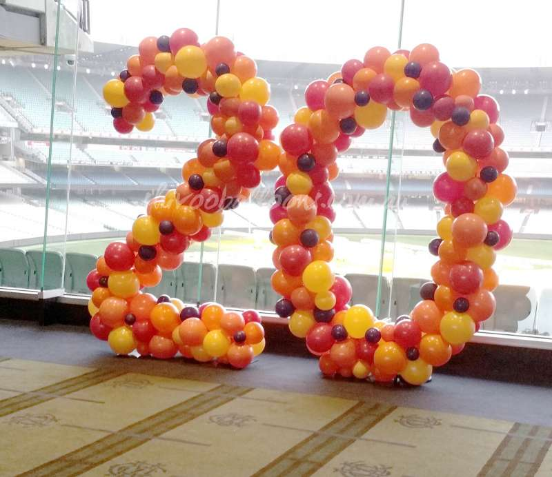CE-27 - corporate - Melbourne's Balloon Specialist - shivoo balloons and decor specialists in coburg north