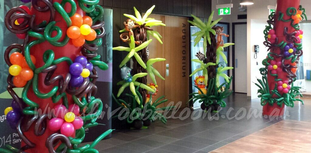 CE-29 - corporate - great balloon ideas - shivoo balloons and decor specialists in coburg north
