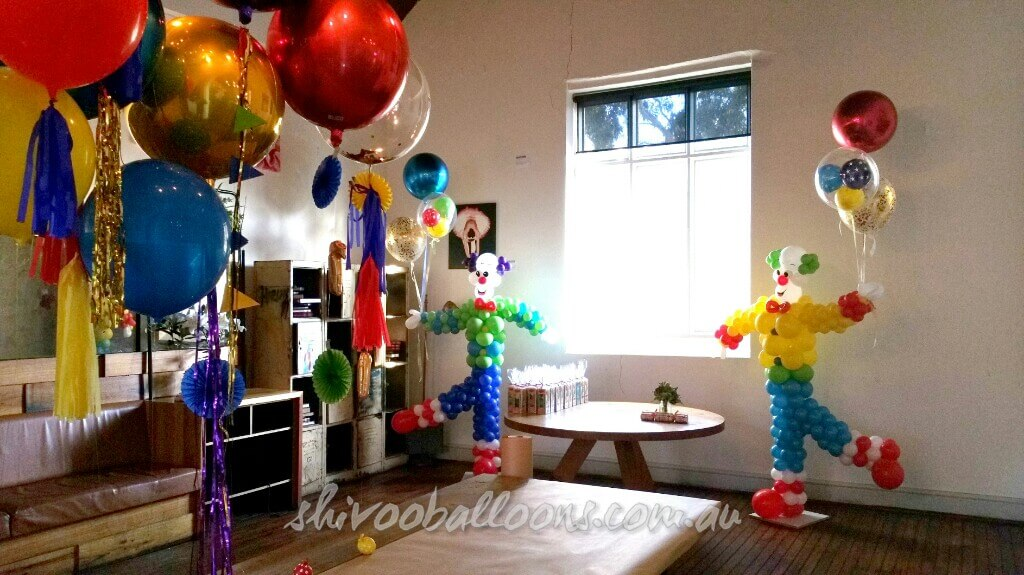CE-30 - corporate - Melbourne's Balloon Specialist - shivoo balloons and decor specialists in coburg north