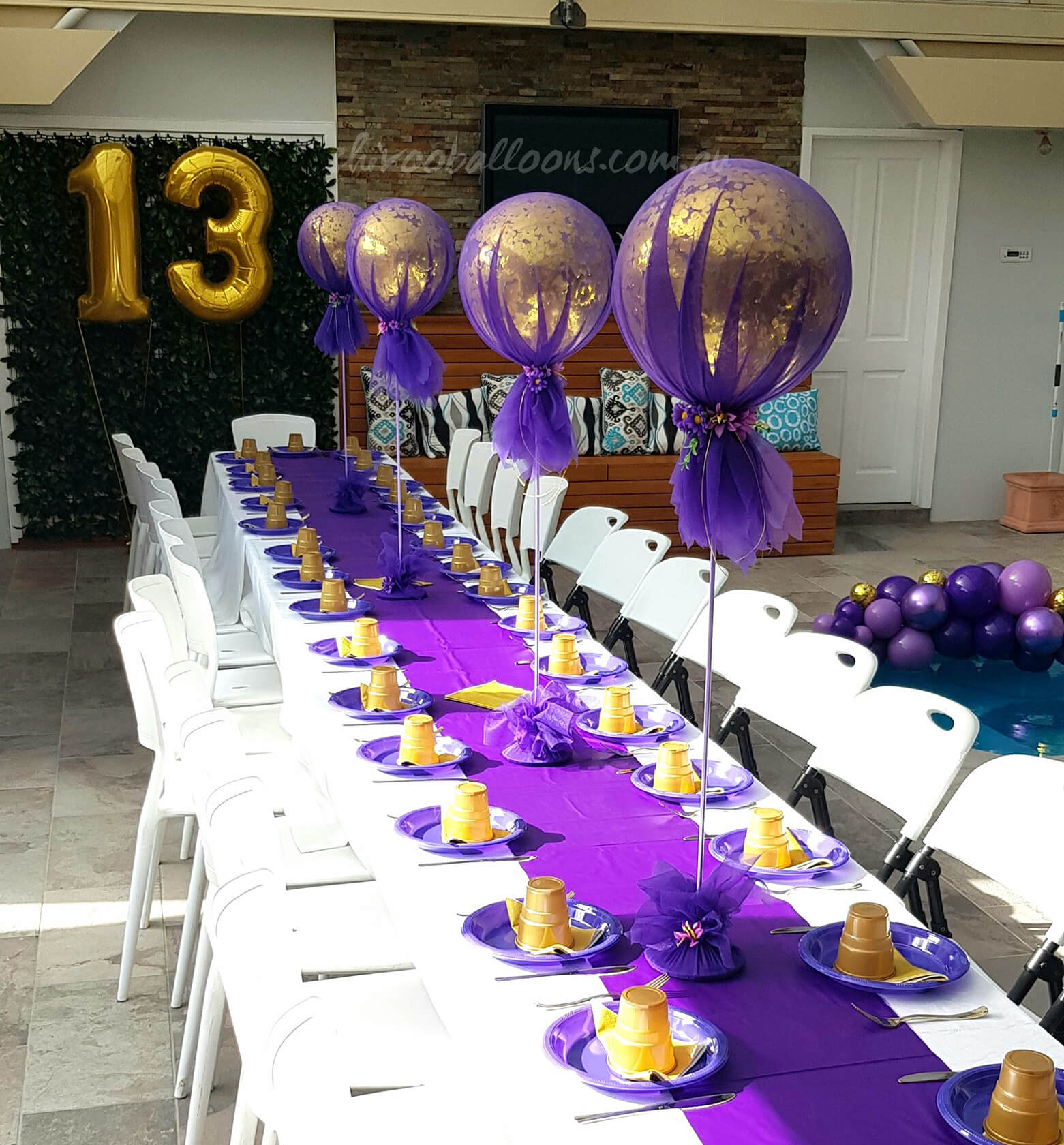 CE-50 - corporate - corporate event decor ideas - shivoo balloons and decor specialists in coburg north