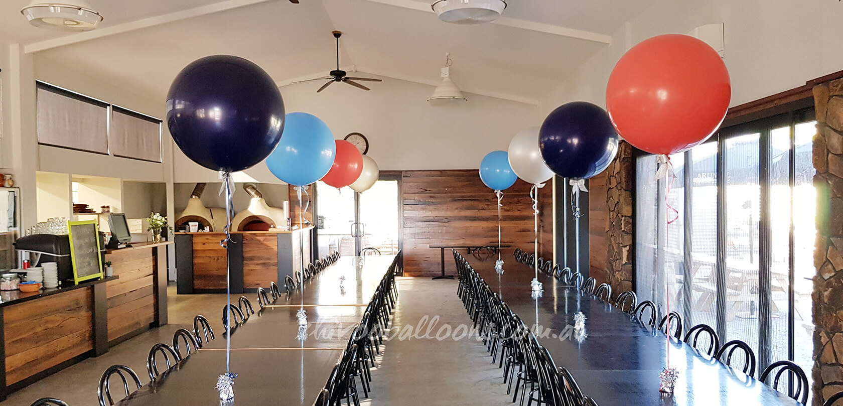 CE-51 - corporate - custom-made balloon decor Coburg North - shivoo balloons and decor specialists in coburg north