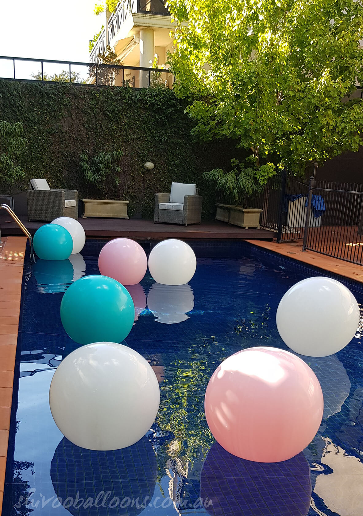 CE-54 - corporate - business event decor - shivoo balloons and decor specialists in coburg north