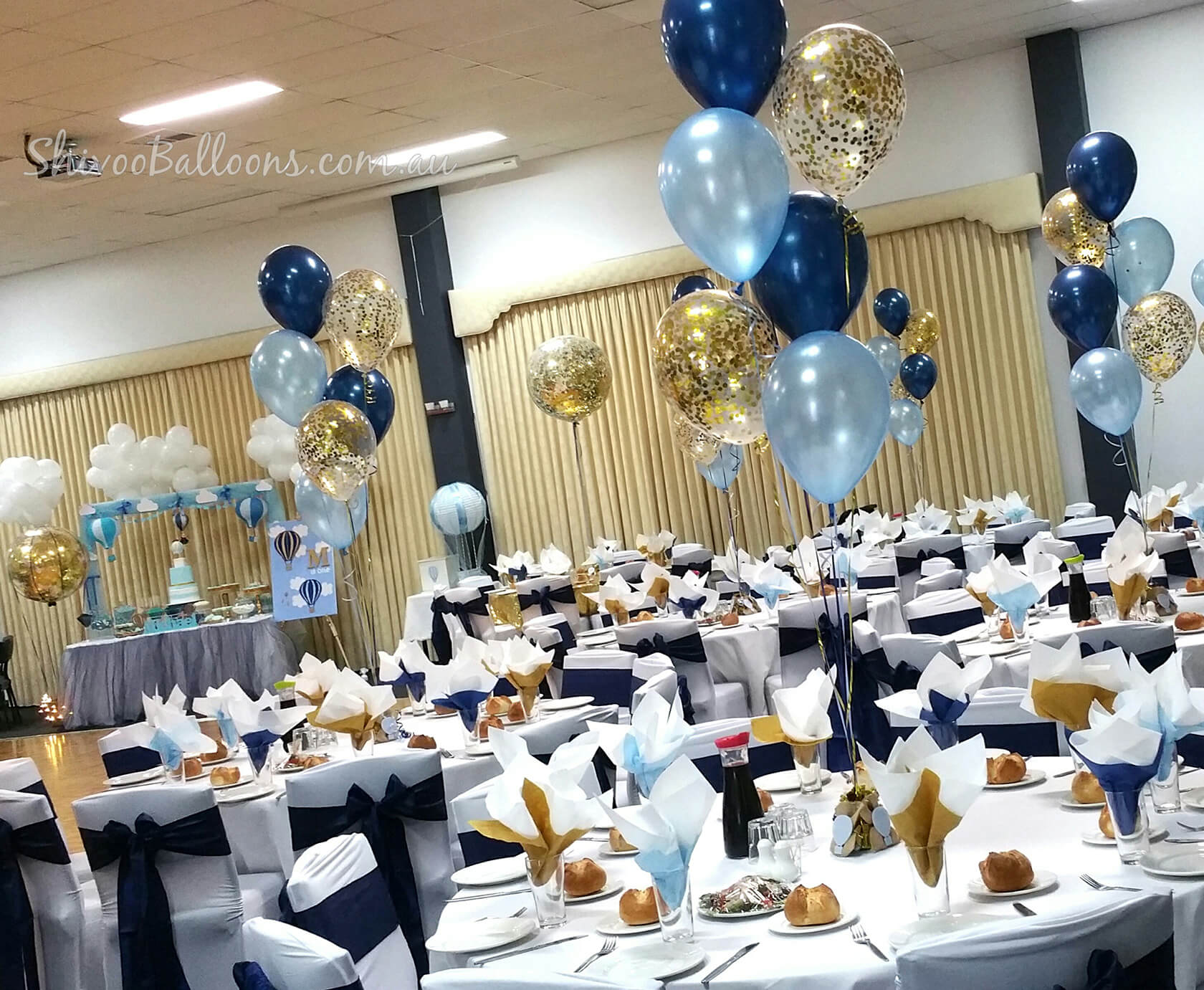CE-64 - corporate - balloon artist Coburg North - shivoo balloons and decor specialists in coburg north