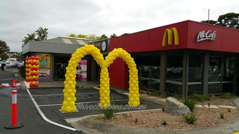 CE-9 - corporate - dazzling balloons - shivoo balloons and decor specialists in coburg north
