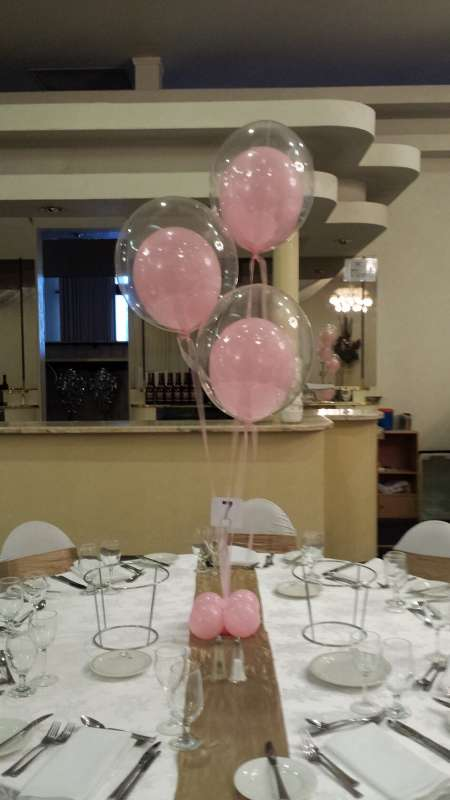 CP-10 - centrepieces - stunning decor balloons for event - shivoo balloons and decor specialists in coburg north