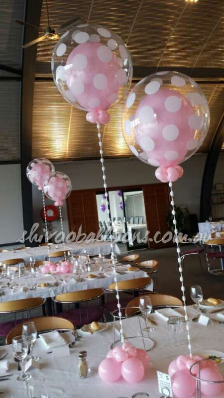 CP-11 - centrepieces - event balloons Coburg North - shivoo balloons and decor specialists in coburg north