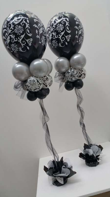 CP-16 - centrepieces - creative design - shivoo balloons and decor specialists in coburg north