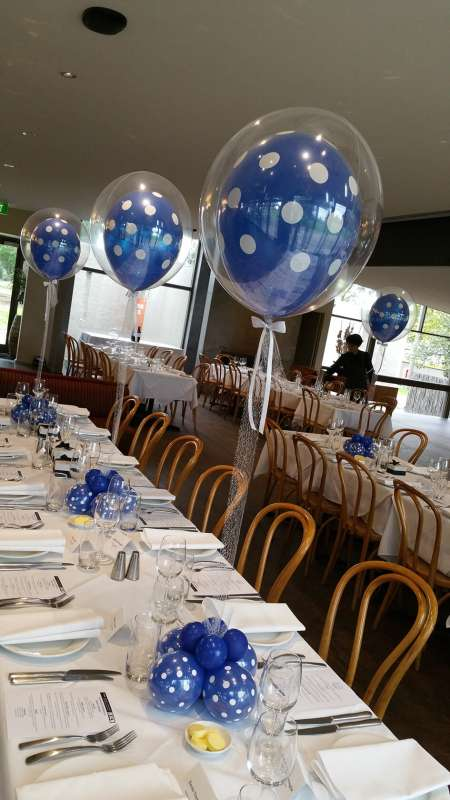 CP-18 - centrepieces - corporate events - shivoo balloons and decor specialists in coburg north