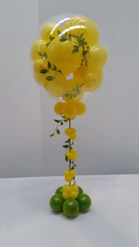 CP-19 - centrepieces - Organic Balloon private functions decor - shivoo balloons and decor specialists in coburg north