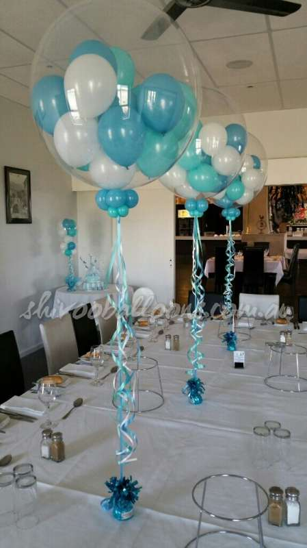 CP-2 - centerpieces - custom-made balloon decor Coburg North - shivoo balloons and decor specialists in coburg north