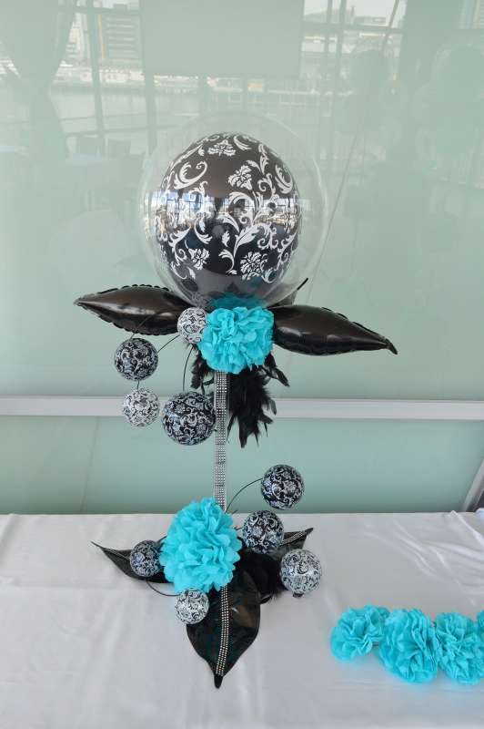 CP-20 - centrepieces - balloon artist Coburg North - shivoo balloons and decor specialists in coburg north
