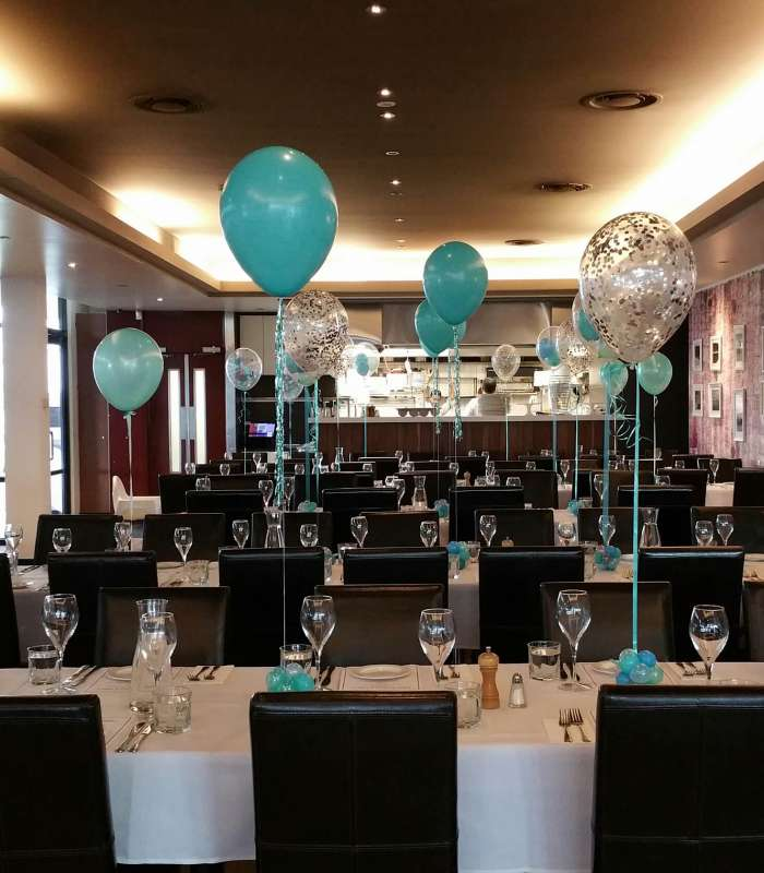 CP-21 - centrepieces - Balloons in Melbourne - shivoo balloons and decor specialists in coburg north