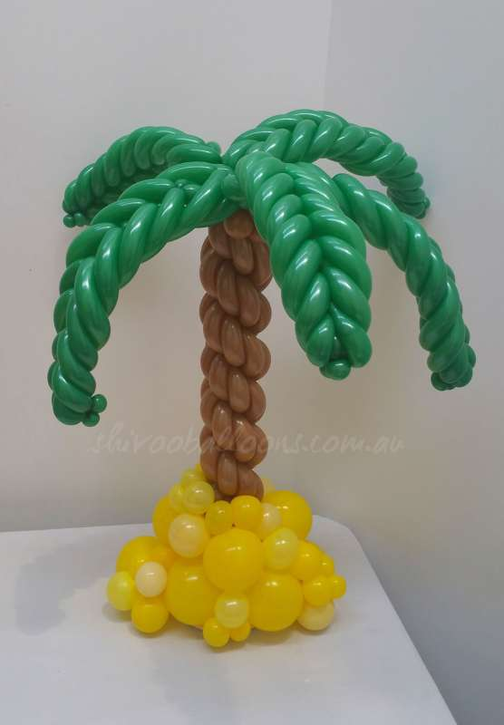 CP-23 - centrepieces - Organic Balloon Designs - shivoo balloons and decor specialists in coburg north