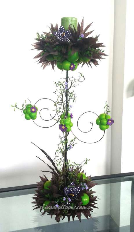 CP-30 - centrepieces - Balloons Coburg North - shivoo balloons and decor specialists in coburg north