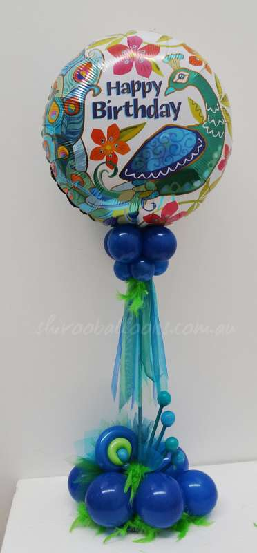 CP-31 - centrepieces - custom-made balloon decor Coburg North - shivoo balloons and decor specialists in coburg north