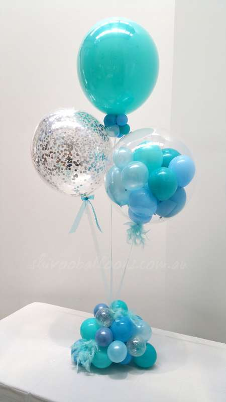 CP-32 - centrepieces - corporate event decor ideas - shivoo balloons and decor specialists in coburg north