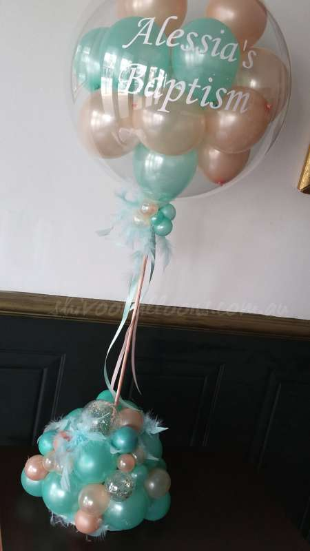 CP-37 - centrepieces - spectacular organic balloon installations - shivoo balloons and decor specialists in coburg north