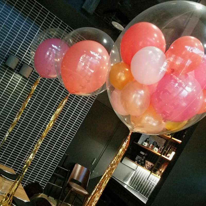 CP-7 - centrepieces - balloon designs - shivoo balloons and decor specialists in coburg north