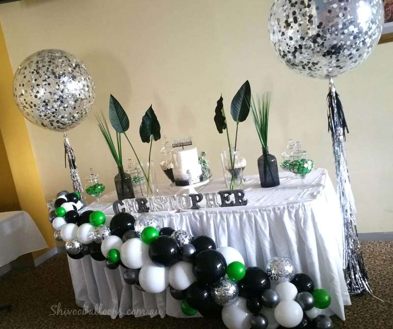 BD-30 - backdrop - creating designs for events - shivoo balloons and decor specialists in coburg north