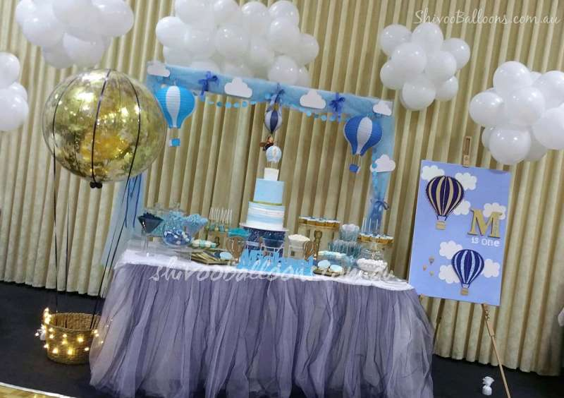 BD-33 - celebration balloons - shivoo balloons and decor specialists in coburg north