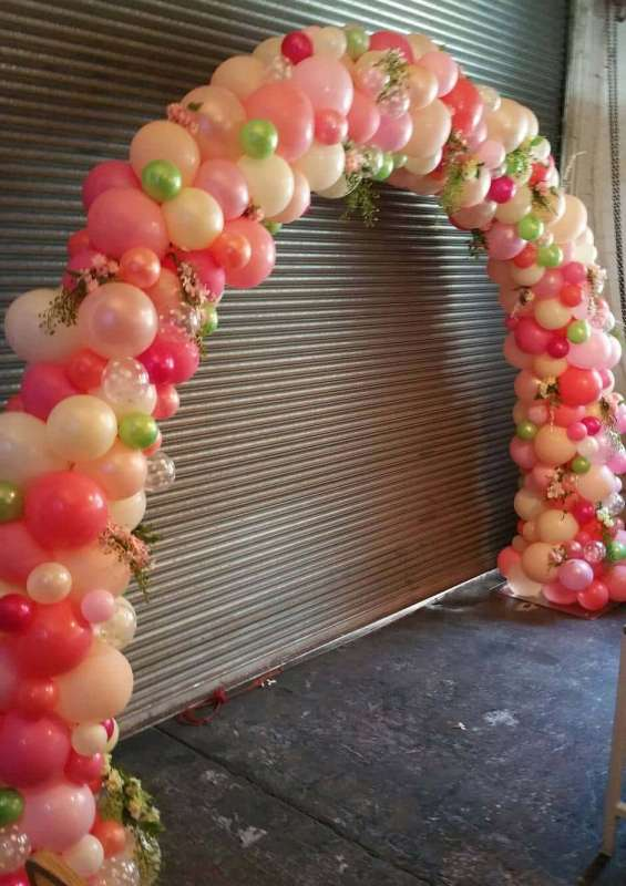 BD-42 - backdrop - Coburg Balloon Artists - shivoo balloons and decor specialists in coburg north