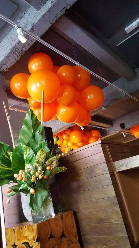CD-11 - ceiling decor - Melbourne's Balloon Specialist - shivoo balloons and decor specialists in coburg north