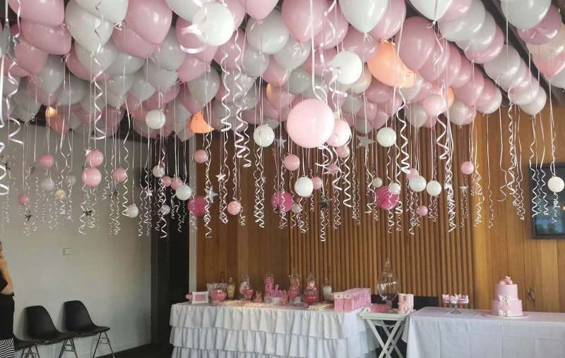 CD-2 - ceiling decor - Melbourne's Balloon Specialist - shivoo balloons and decor specialists in coburg north