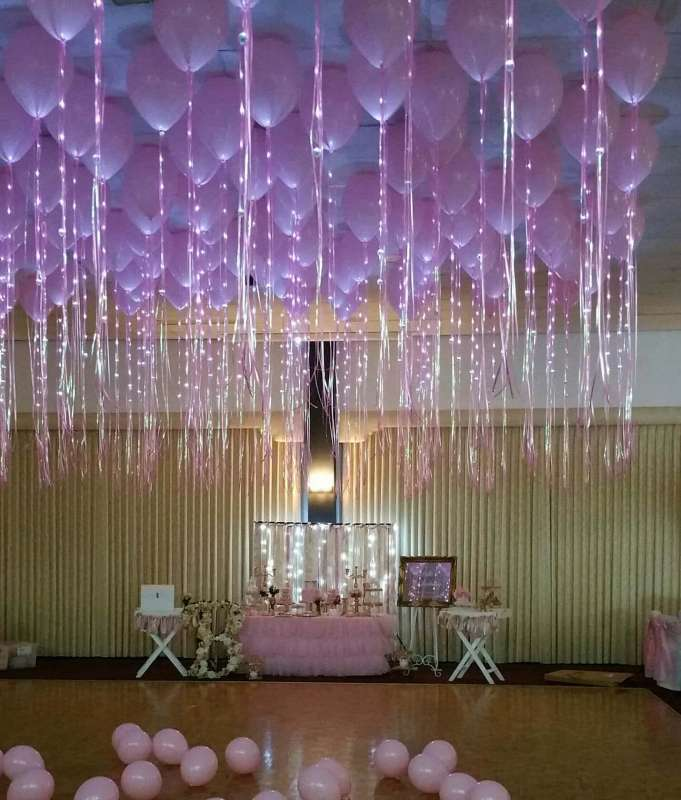 CD-4 - ceiling decor - Melbourne's Balloon Specialist - shivoo balloons and decor specialists in coburg north