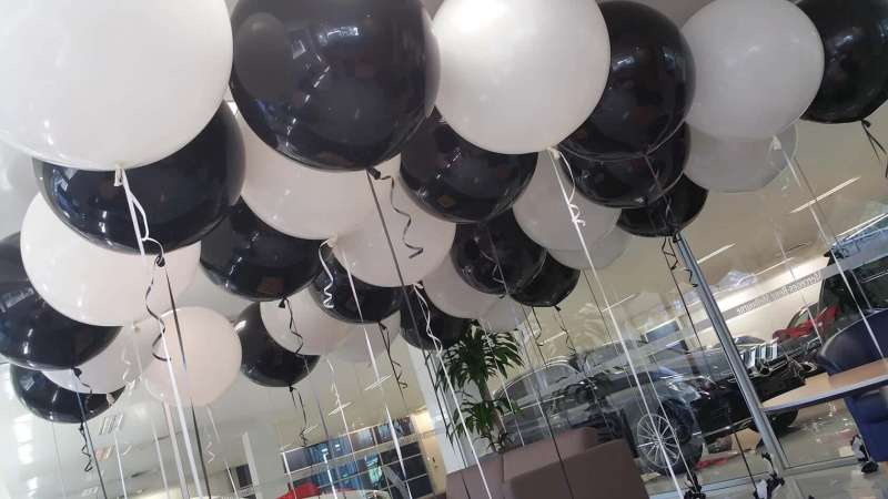 CD-5 - ceiling decor - Melbourne's Balloon Specialist - shivoo balloons and decor specialists in coburg north