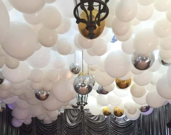 CD-9 - ceiling decor - Melbourne's Balloon Specialist - shivoo balloons and decor specialists in coburg north